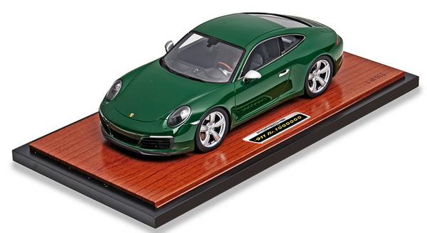 "Porsche 911 (991 II) Carrera S  ""One-millionth"""