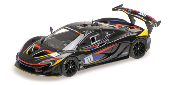 MCLAREN P1 GTR - ´JAMES HUNT 40TH ANNIVERSARY´ – Bild 1