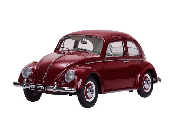 Volkswagen Käfer Saloon 1961 ruby rot – Bild 2