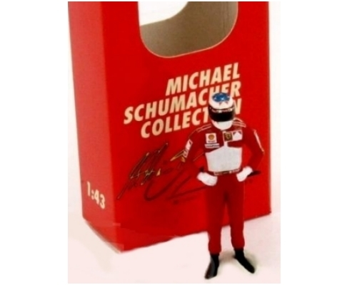 FIGURE M.SCHUMACHER 1997
