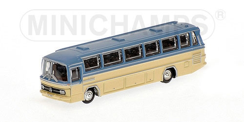 MERCEDES-BENZ O302 (LHD) - 1965 - BLUE/CREAM L.E. 3000 pcs.