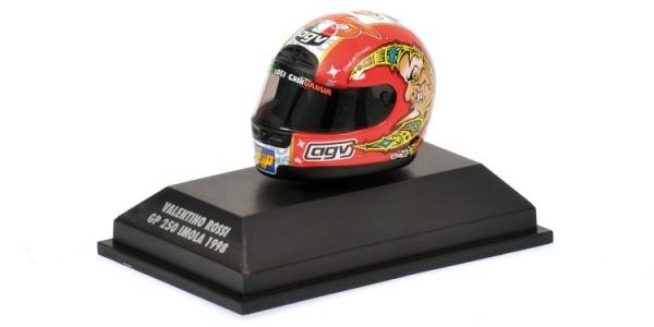 AGV HELMET - VALENTINO ROSSI - GP 250 IMOLA 1998