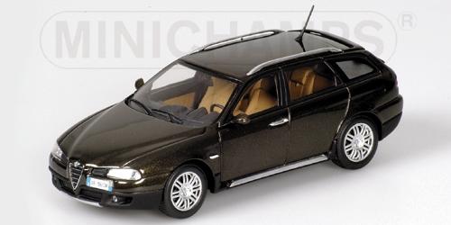 ALFA ROMEO 156 CROSSWAGON - 2004 - OLIVE METALLIC