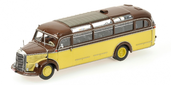 MERCEDES-BENZ O 3500 BUS - 1950 - 'SADAR' L.E. 504 pcs.