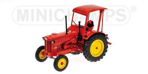 HANOMAG R35 - FARM TRAKTOR WITH ROOF - 1955 - RED – Bild 2