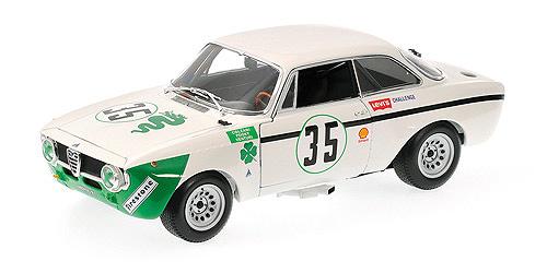 ALFA ROMEO GTA 1300 JUNIOR - COLZANI/POOKY/VENTURI - JARAMA 1972
