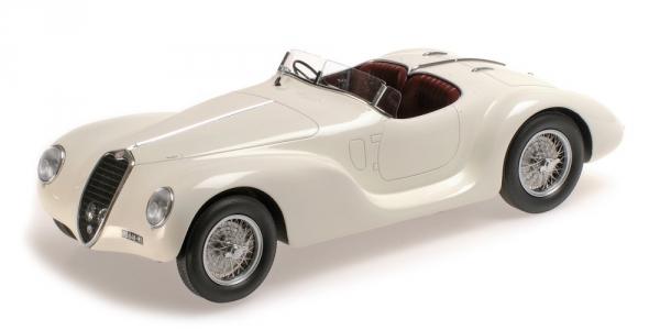 ALFA ROMEO 6C 2500 SS CORSA SPIDER - 1939 - WHITE L.E. 999 pcs.