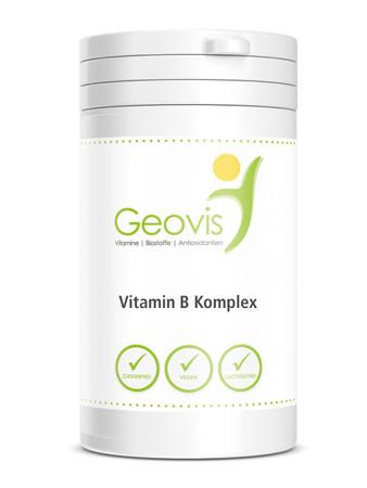 Vitamin B Komplex, 60 Kapseln