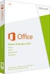 Office 2013 Home & Student, 1 PC, DEUTSCH ESD - 001