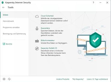 Kaspersky Internet Security Multi-Device 2019 1 PC 1 Jahr – Bild 3