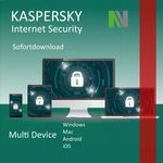 Kaspersky Internet Security Multi-Device 2020 3 PC Geräte 1 Jahr 001
