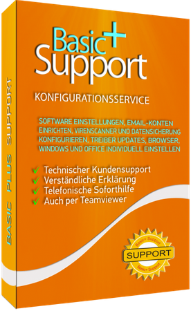 Support Basic Plus - Konfigurationsservice – Bild 1