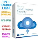 Panda Internet Security 2019 1 PC 1 Year Multi-Device + 1 Android 001