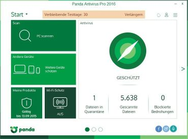 PANDA Antivirus Pro 2019 3 PC Devices 1 Year Android – Bild 2