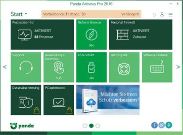 PANDA Antivirus Pro 2020 3 PC Devices 1 Year Android – Bild 4