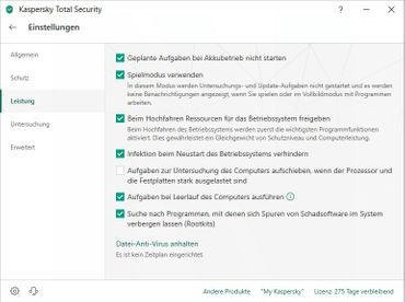 Kaspersky Total Security 2019 Multidevice 3 PC Geräte 2 Jahre - THE BEST – Bild 6