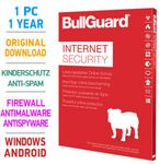 Bullguard Internet Security 1 PC 1 Year 2019 001