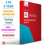 Avira Optimization Suite 2019 3 PC 2 Years Antivirus 001