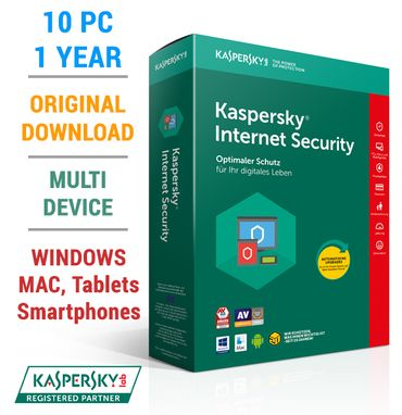 Kaspersky Internet Security Multi-Device 2018 1 3 5 10 Devices 1 2 Years – Bild 13
