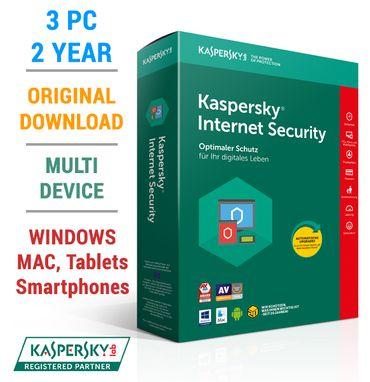 Kaspersky Internet Security Multi-Device 2018 1 3 5 10 Geräte 1 2 Jahre – Bild 10