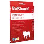 Bullguard Internet Security 5 PC 1 Jahr 2019 verschlüsseltes Cloud-Backup 001