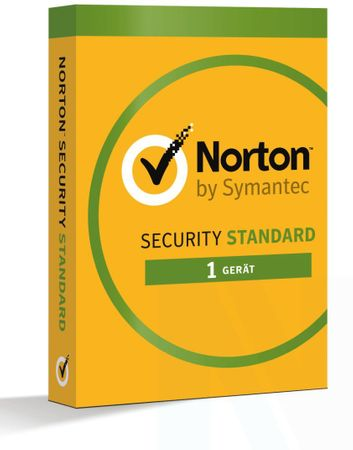Norton Security 3.0 Standard 2019 1 PC 2 Jahre Mac Android Tablet