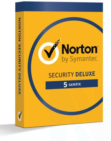 Norton Security 3.0 Deluxe 5 PC Devices 3 Years 2019 Mac Android