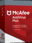 McAfee AntiVirus Plus 2019 3 PC 1 Year Mac Android 001