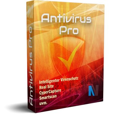 Avast Pro Antivirus 3 PC 1 Year