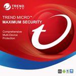 Trend Micro Maximum Security 2019 5 PC 3 Jahre 001