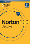 Norton Security 360 Deluxe 5 PC Devices 1 Year 2020 Mac Android 001