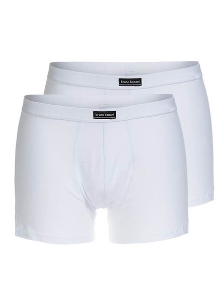Basic Simply Cotton - Short 2Pack - weiss Bild 4
