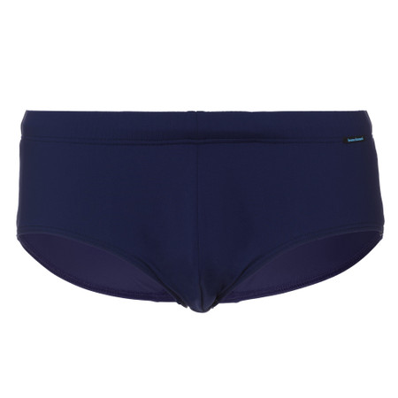 Basic Wave Line SWIM - Retro-Badehose - marine Bild 5