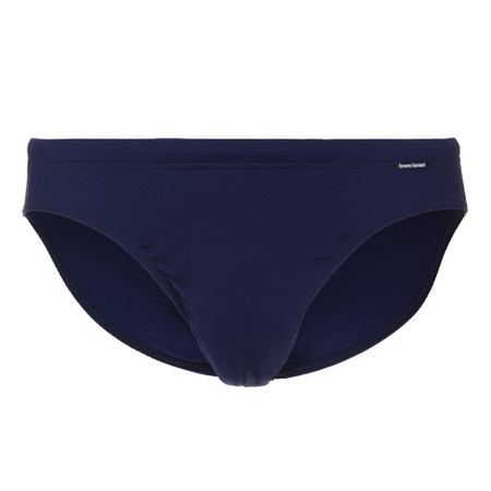 Basic Wave Line SWIM - Badehose - Mini - marine Bild 5