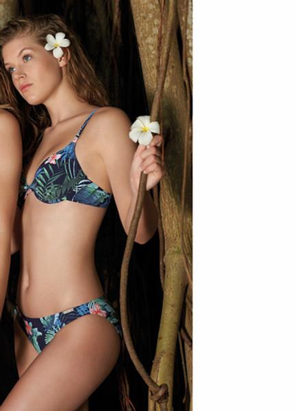 Olympia - Bikini - nachtblau Bild 2