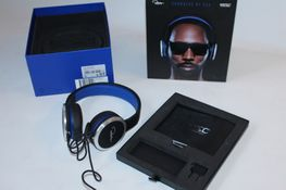 WESC Rza Street Headphones black/blue