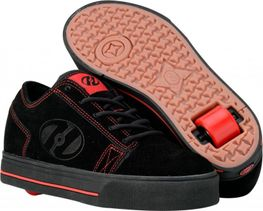 Heelys Plush Black/Red 7930 - 2014