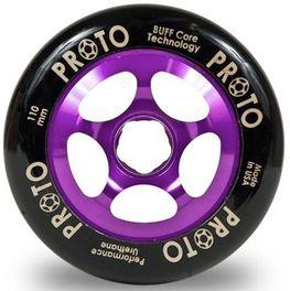 Proto GRIPPER Wheel - Black PU - Violet
