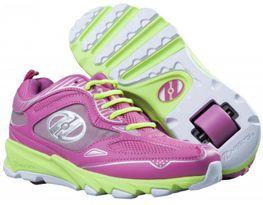 Heelys Swift (TX2306B) pink/grün/silber/white