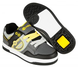 Heelys Flow 770609 / 2016 - Black/grey/yellow