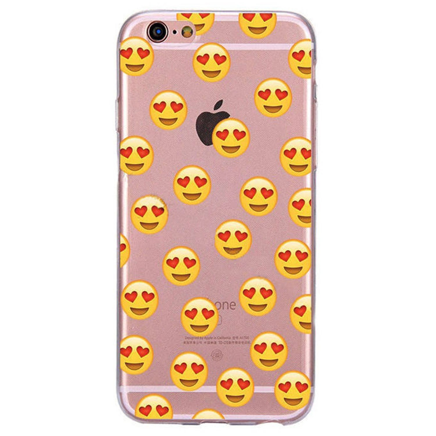 Kritzel Case Emoji Collection iPhone 6 plus / 6s plus #100