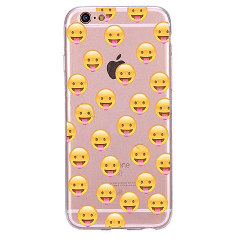 Kritzel Case Emoji Collection iPhone 6 plus / 6s plus #101