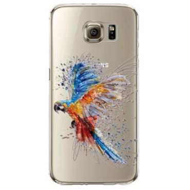 Kritzel Case Collection Galaxy S6 Edge - #107