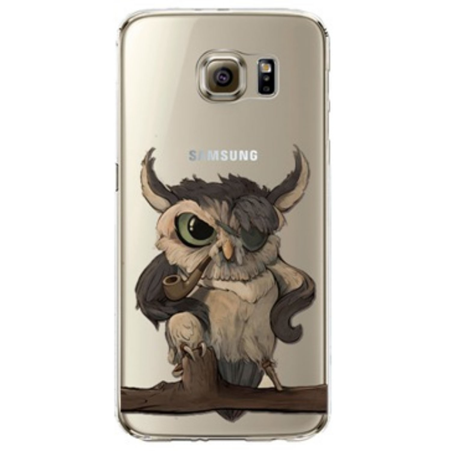 Kritzel Case Collection Galaxy S6 Edge - #113