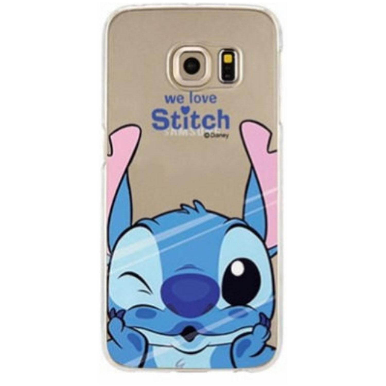 Kritzel Case Collection Galaxy S6 Edge - Disney Stitch
