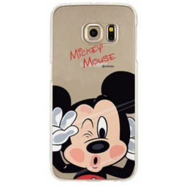 Kritzel Case Collection Galaxy S6 Edge - Mickey Mouse