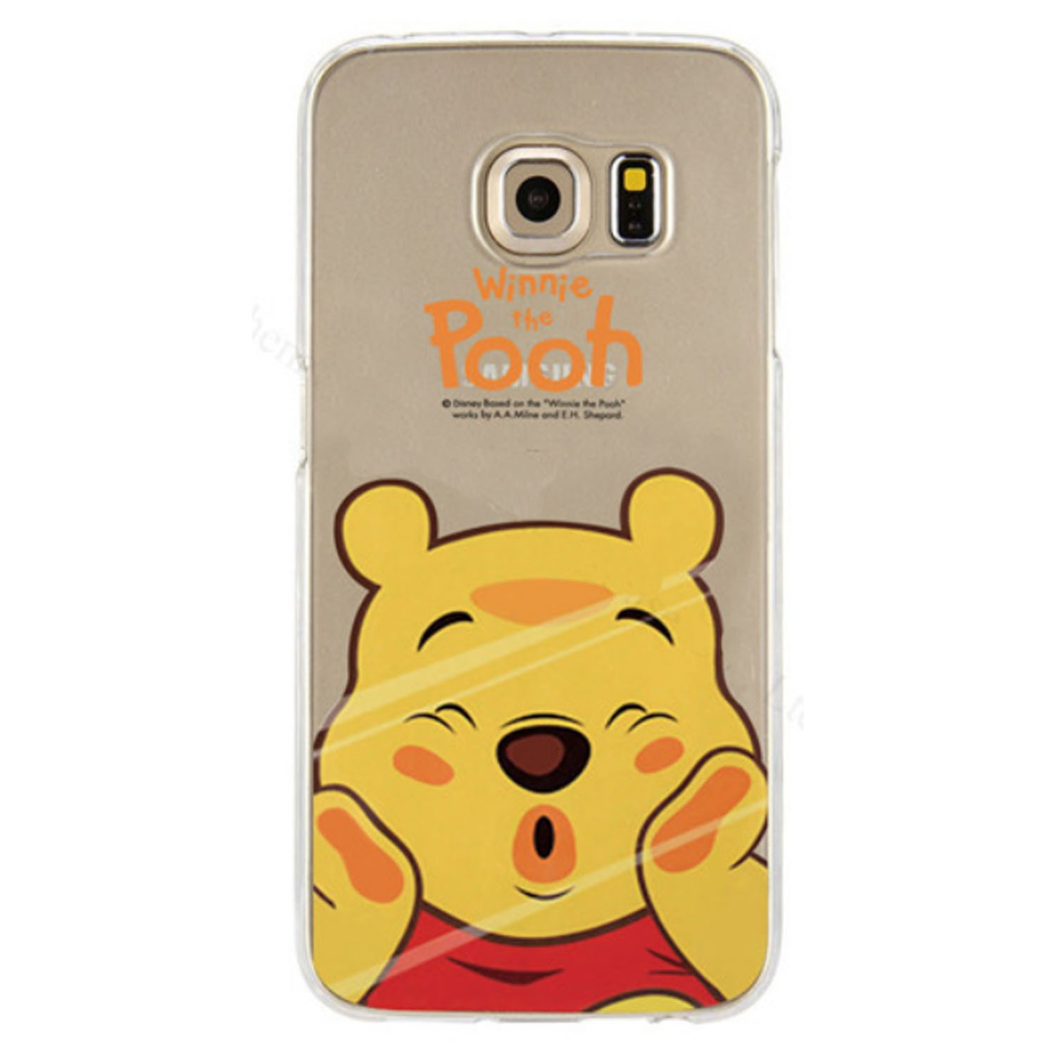 Kritzel Case Collection Galaxy S6 - Winnie the Pooh