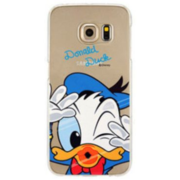 Kritzel Case Collection Galaxy S6 - Donald Duck