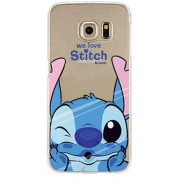 Kritzel Case Collection Galaxy S7 edge - Stitch