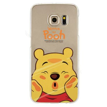Kritzel Case Collection Galaxy S7 edge - Winnie the Pooh